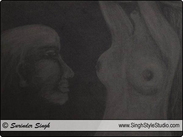 Disegno Figurativo, Delhi, India